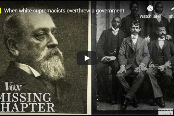Missing Chapter: How Democrats overthrew Hebrew Republicans in Government!