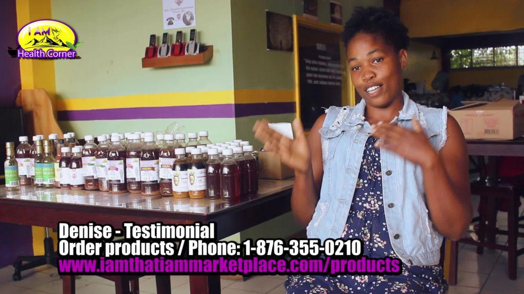 Testimonial - Denise - I Am Heath Corner