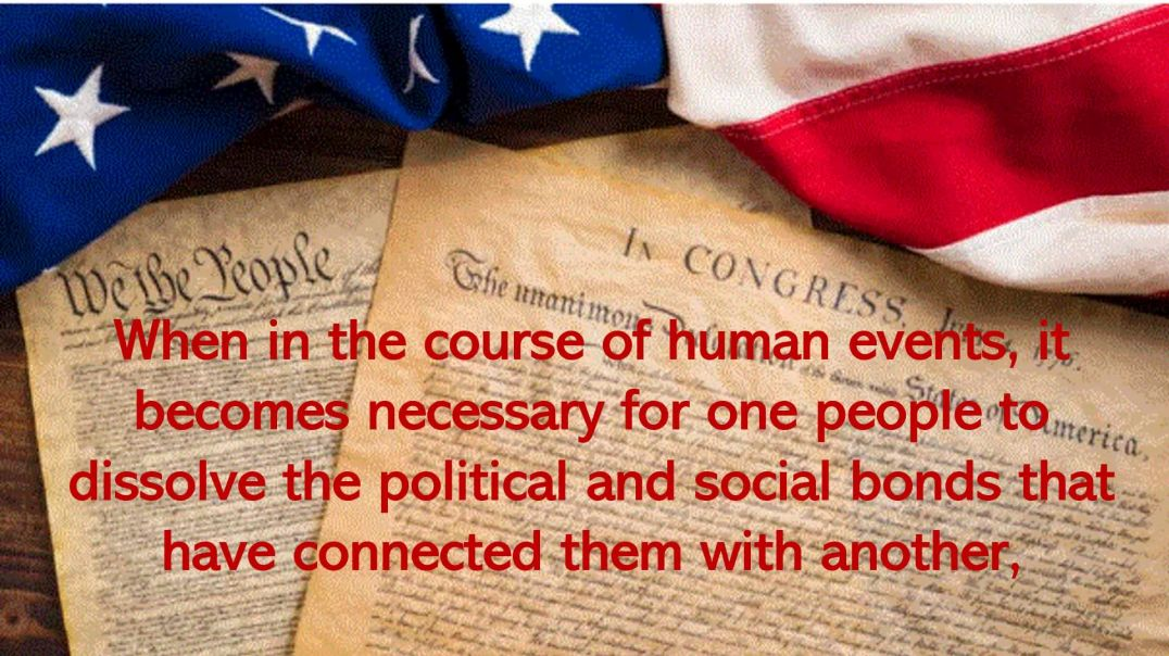 ADOS Declaration of Independence
