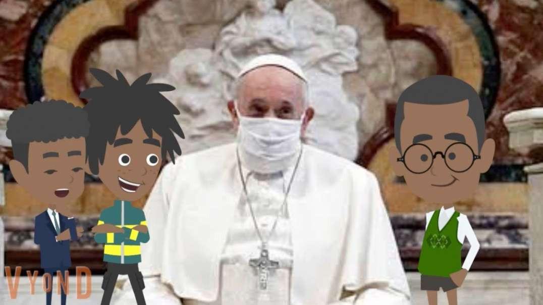 SET APART LIVING EPISODE 5 | CATHOLIC POPE VACCINE SPOKEN WORD