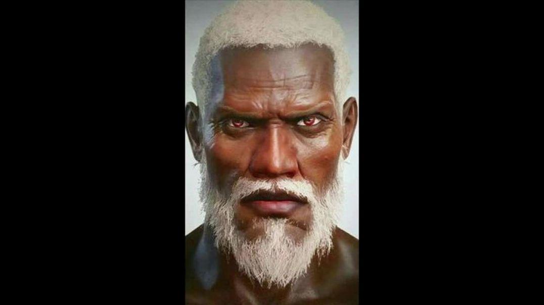 Beautiful Black Man