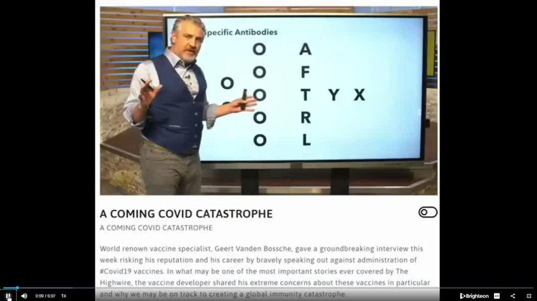 Coming Covid Catastrophe