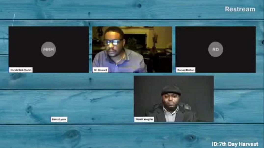 Hebrew Descendant Live Talk Presents Moreh Roundtable Paul-s Writing Epistles or Scriptures