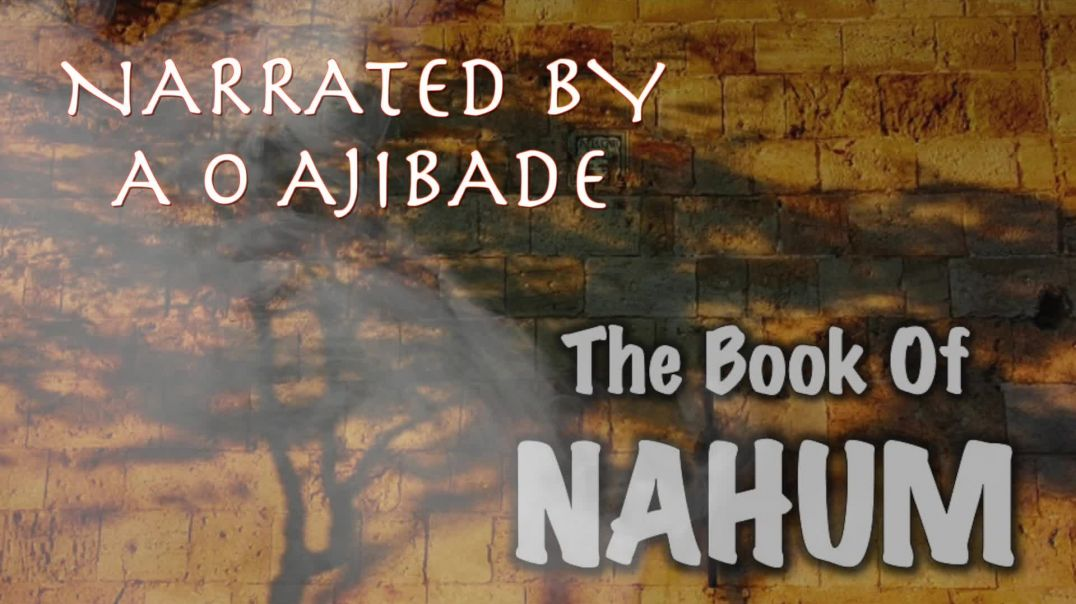 THE BOOK OF NAHUM
