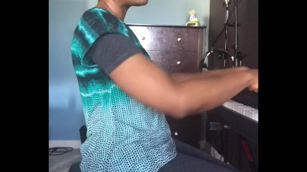 Technolokeys official lesson video #2 Straight back (view after warm up and lesson #1)